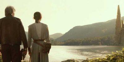 En septiembre de 2015 se rodó una parte del filme en la isla Skellig Michael de Irlanda, aunque entonces se creyó que esto era para Episodio VII. Foto:Vía facebook.com/StarWars.LATAM