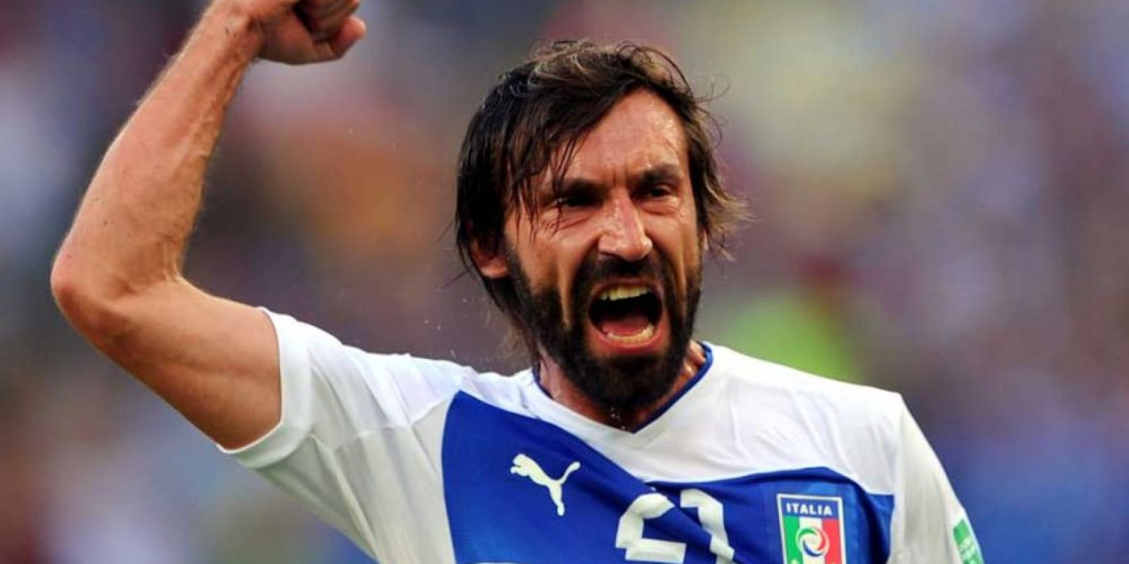 MEDIOS: Andrea Pirlo Foto: Getty Images