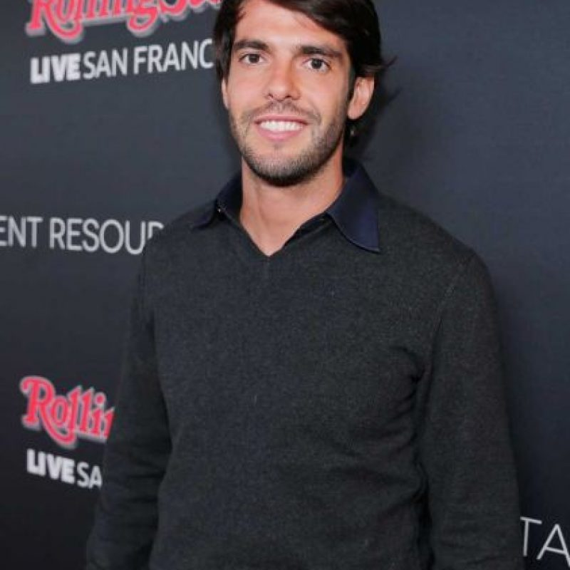 "Kaká: ""La Biblia"" Foto: Getty Images"