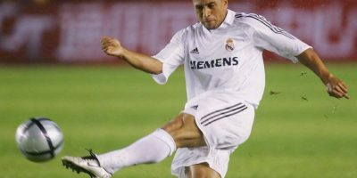 DEFENSAS: Roberto Carlos Foto: Getty Images