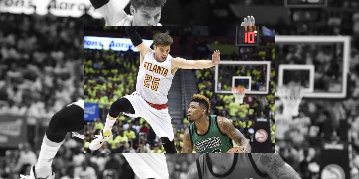 Los Celtics ganan su tercer partido de la serie contra Atlanta Hawks