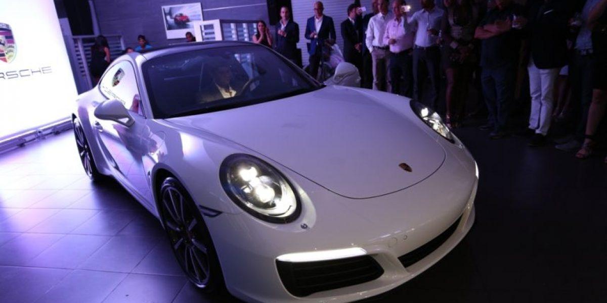 #TeVimosEn Porsche 911 Carrera, conducción segura