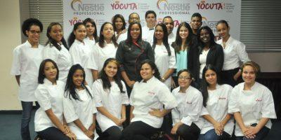 #TeVimosEn Yocuta comienza formación culinaria