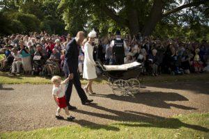 Su hermana menor es la princesa Charlotte Foto:Getty Images