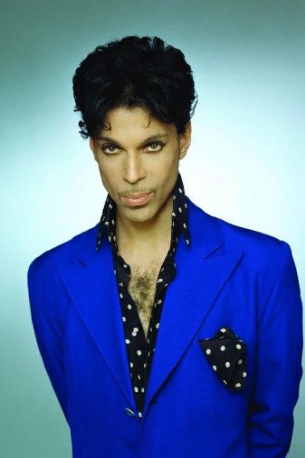Prince Rogers Nelson fue un cantante, compositor y multiinstrumentista de rock, soul, funk y new wave estadounidense. Foto:Getty Images