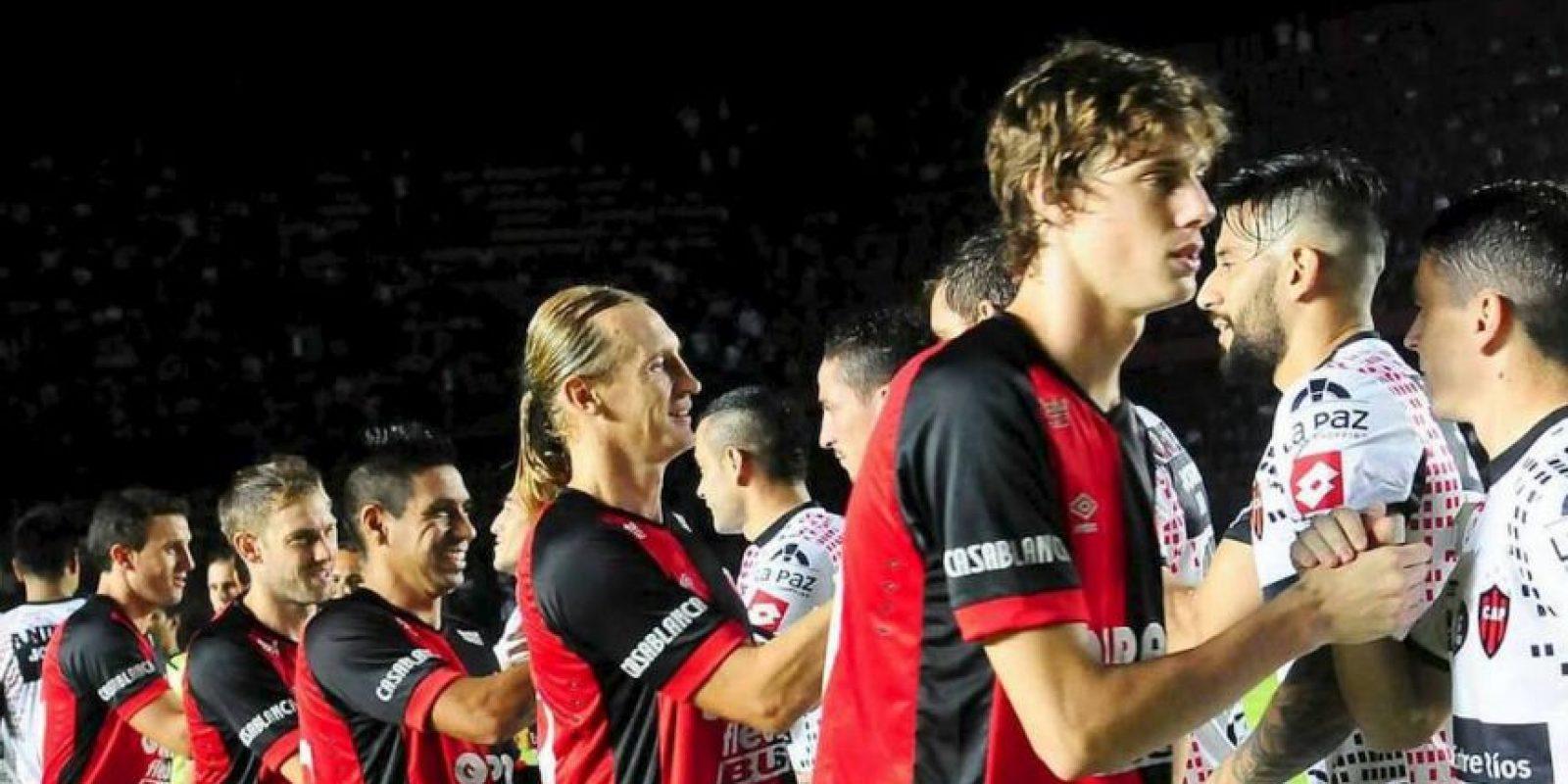 El Club Atlético Colón pasa por un momento de crisis. Foto:Vía facebook.com/ColonOficial