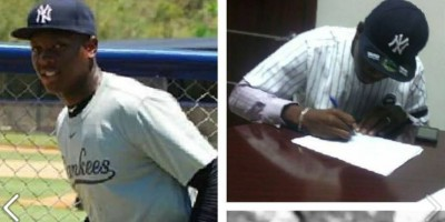 Muere prospecto dominicano de los Yankees en accidente de auto