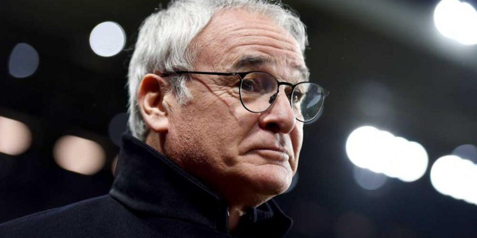 Claudio Ranieri Foto:Getty Images