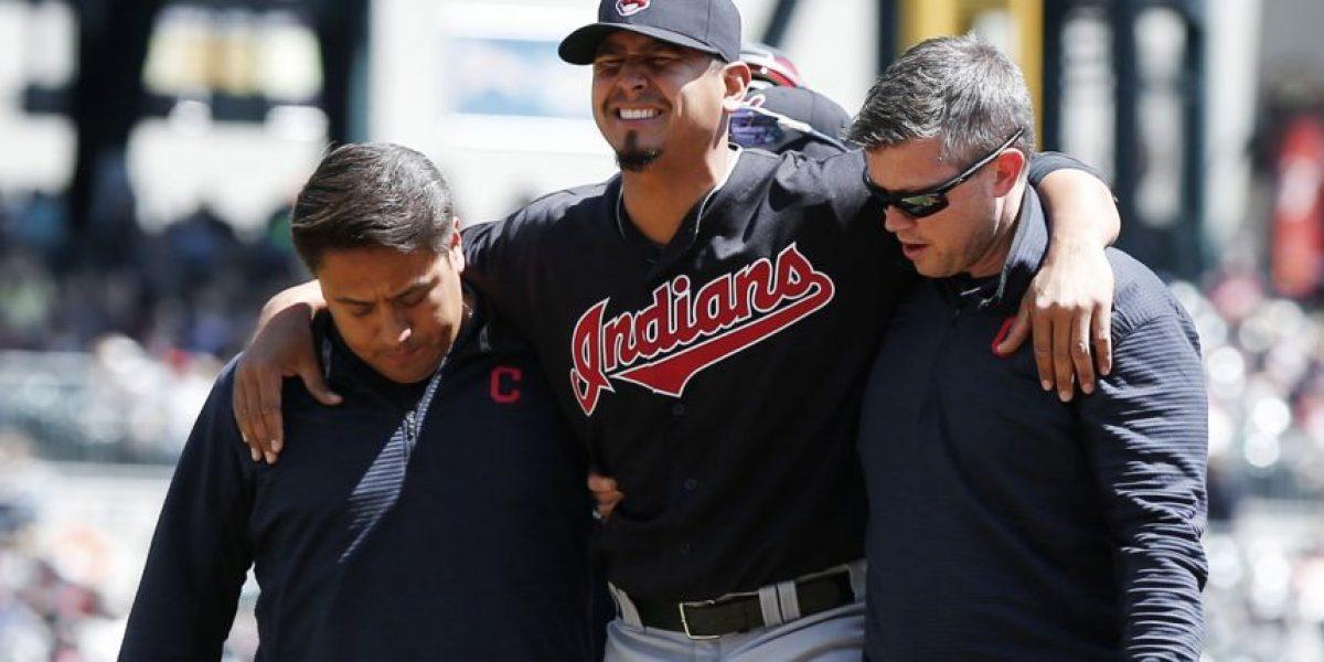 Carlos Carrasco perdería entre cuatro y seis semanas por lesión en la izquierda