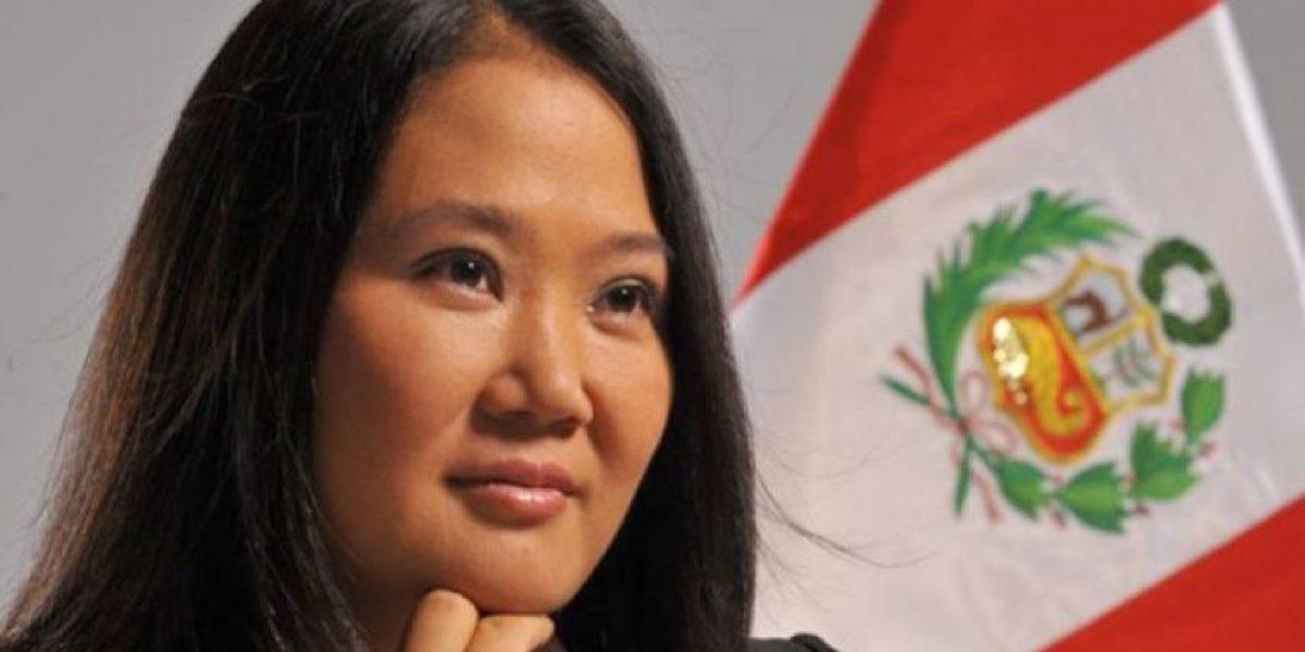 """Keiko Fujimori: """"No se probó responsabilidad de mi padre"""""""