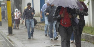 Seguirán las lluvias durante tarde y noche, según Onamet