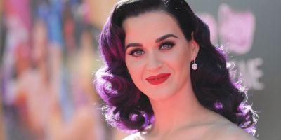 """Dijo: """"me sentía insegura sobre mi piel"""". Katy ha sido protagonista de varias campañas antiacné. Foto:vía Getty Images"""