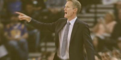 Steve Kerr nombrado como Mejor Entrenador del año de la NBA