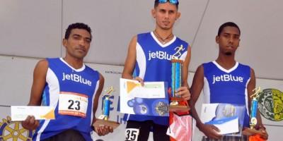 JetBlue felicita a los ganadores de Santiago Corre 2016