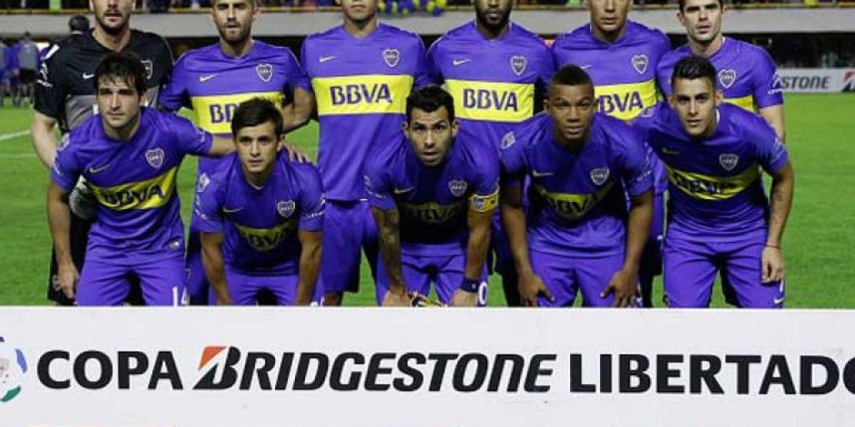 Copa Libertadores: ¿A qué hora juegan Boca Juniors vs Cerro Porteño?