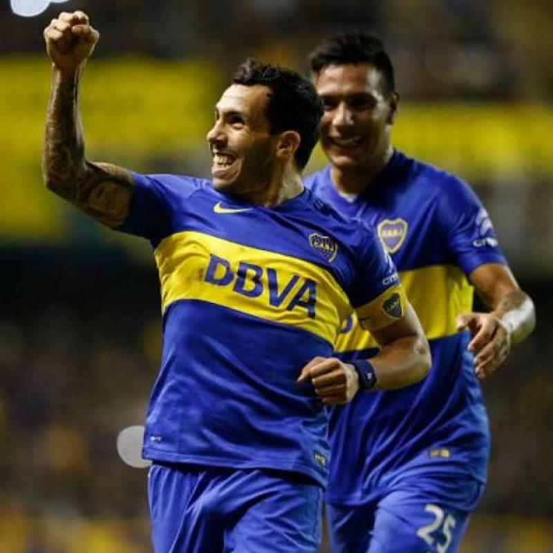 Boca Juniors estuvo en el grupo 3 junto con Racing, Bolívar y Deportivo Cali. Foto:Getty Images