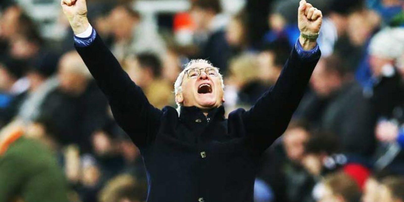 El sueño está a punto de volverse realidad para el Leicester City. Foto:Getty Images