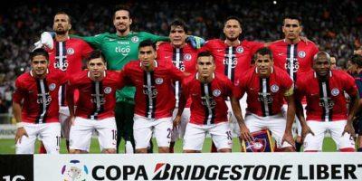 Cerro Porteño formó parte del grupo 7. Foto:Getty Images