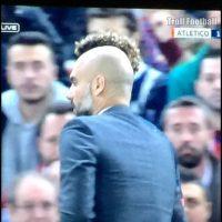 El nuevo peinado de Pep. Foto:Vía twitter.com/trollfootball