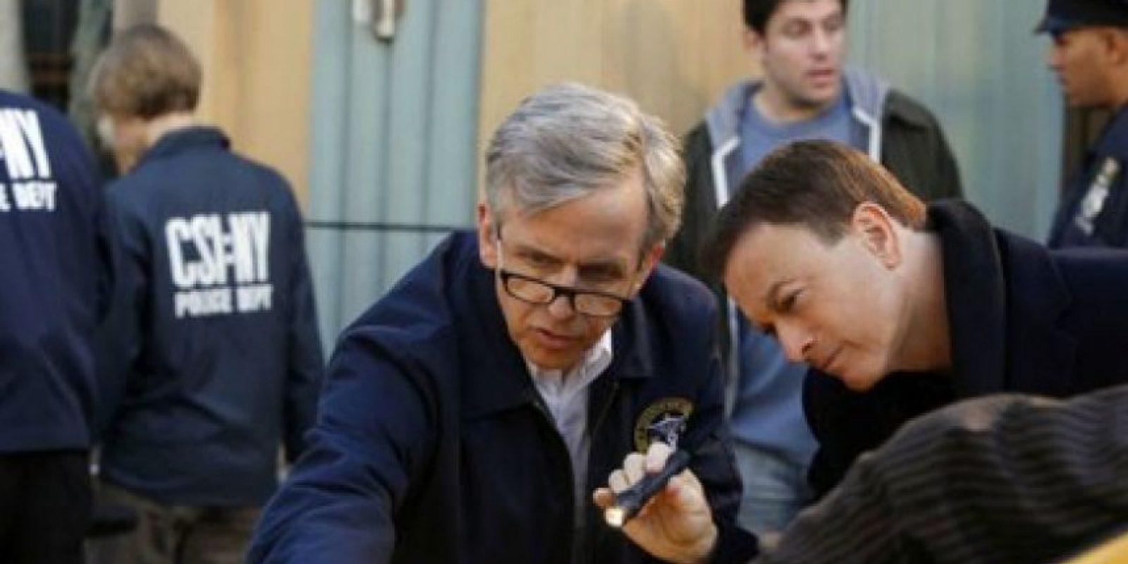 CSI: Crime Scene Investigation Foto:CBS
