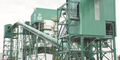 Inauguran primera planta de biomasa