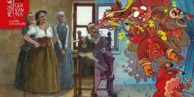 Conociendo a Cervantes a través del arte