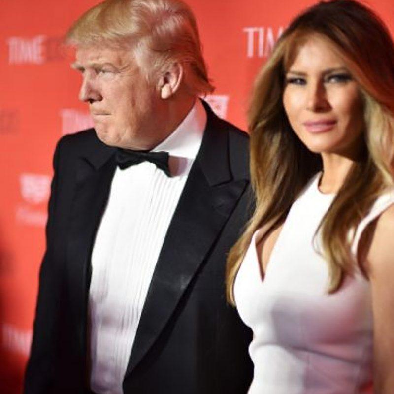 """Y vio la medida de sus rivales en el Partido Republicano como """"desesperada"""". Foto:vía Getty Images"""