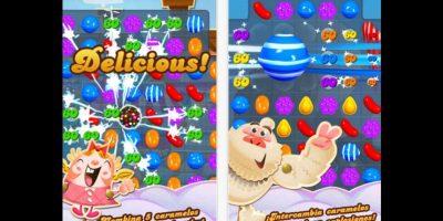 """""""Candy Crush: Saga"""" ya es un clásico entre los juegos para móvil. Foto:App Store"""