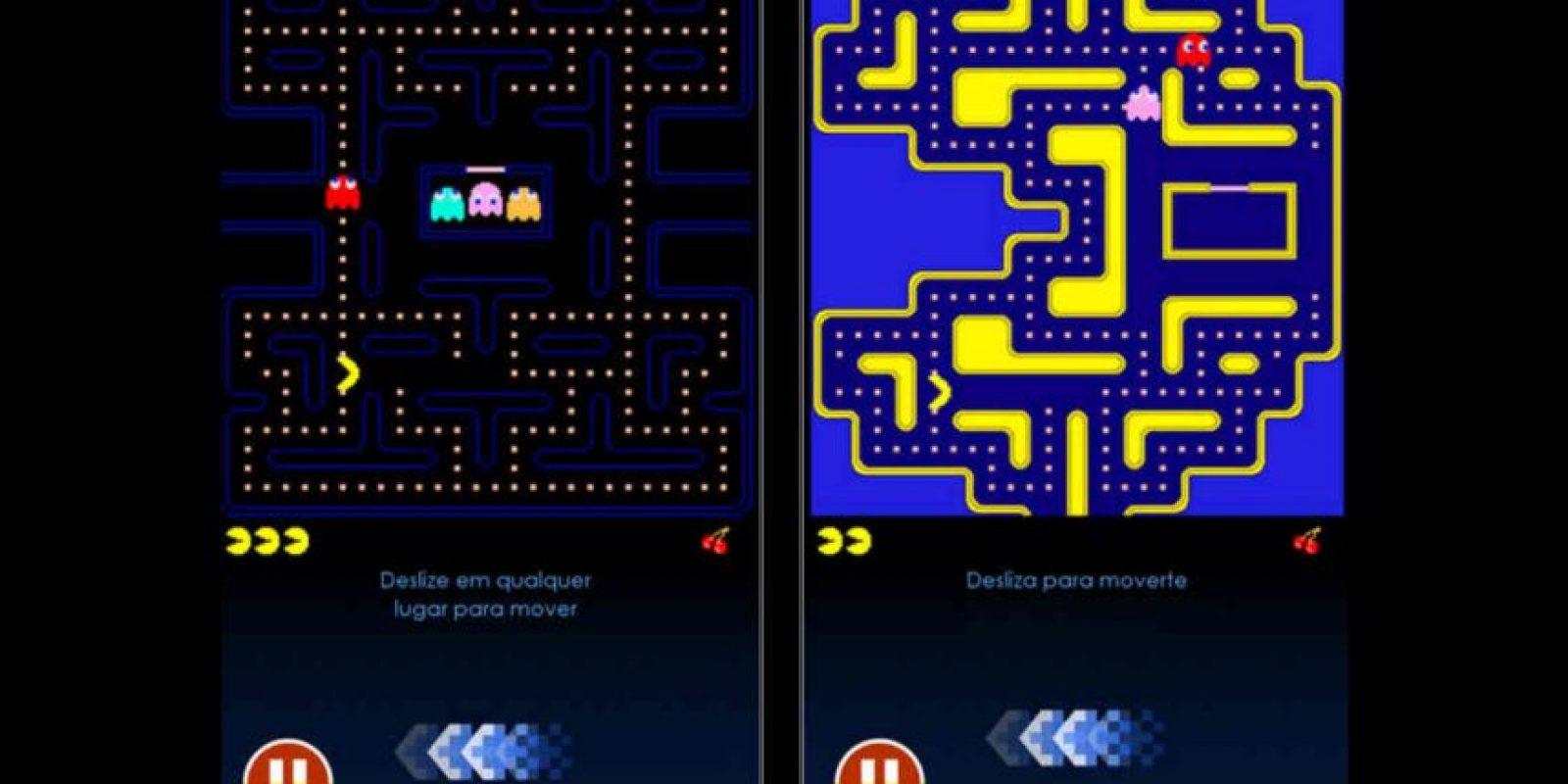 """Recuerda los viejos tiempos con """"PAC-MAN: Lite"""". Foto:App Store"""