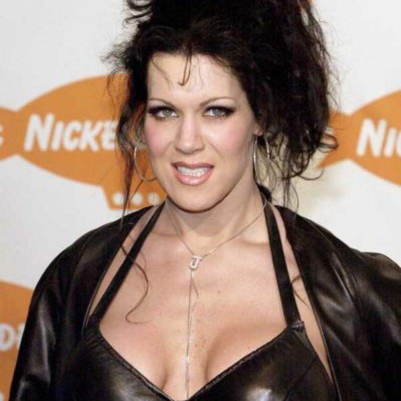 Fue la luchadora estrella de la WWE (en la época de la WWF). Foto:WWE