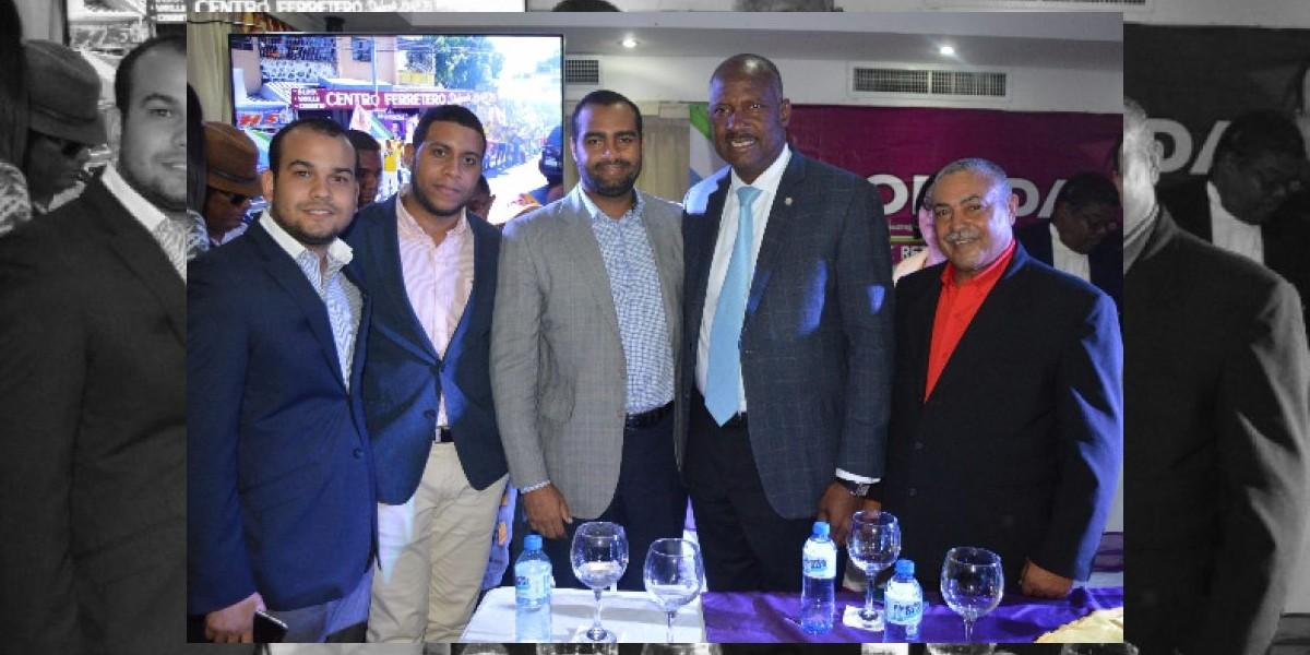 Movimiento brinda apoyo al candidato Alfredo Martínez