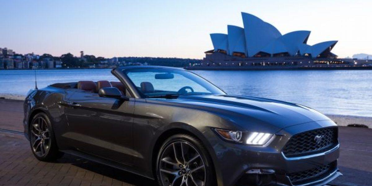 Ford Mustang, el auto deportivo más vendido en el mundo