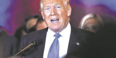 Donald Trump ya se da como nominado por los republicanos