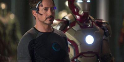 La primera cinta de Iron Man llegó en el año 2008 Foto:Marvel
