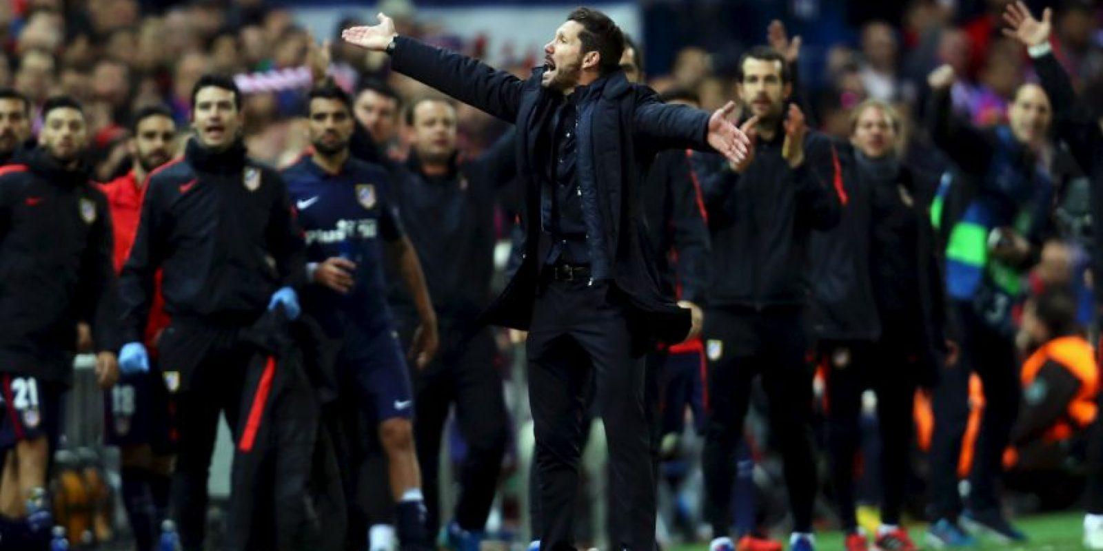 """""""Hay que saber encontrar las virtudes del futbolista y disimular sus defectos"""" Foto:Getty Images"""