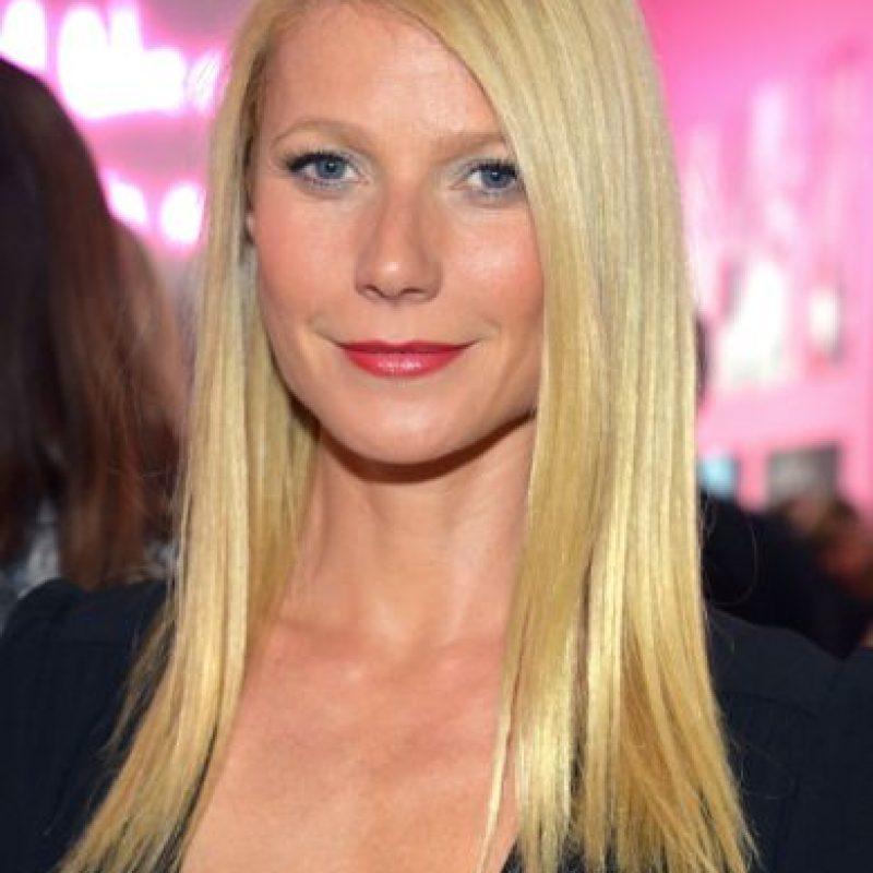 """Gwyneth Paltrow y Chris Martin: en marzo de este año, Gwyneth anunció su separación de Martin por medio de una publicación en su sitio web """"Goop"""". Foto:vía Getty Images"""
