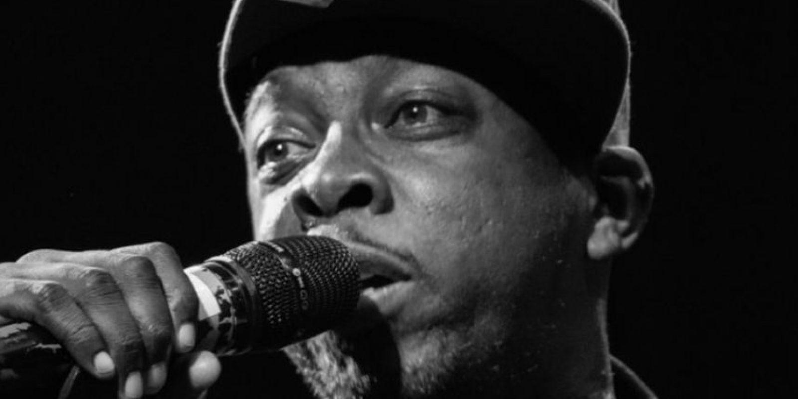 Phife Dawg, el rapero afroamericano murió el 22 de marzo a los 45 años. Foto:Getty Images