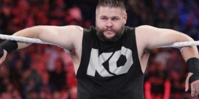 Se medirá con Kevin Owens Foto:WWE