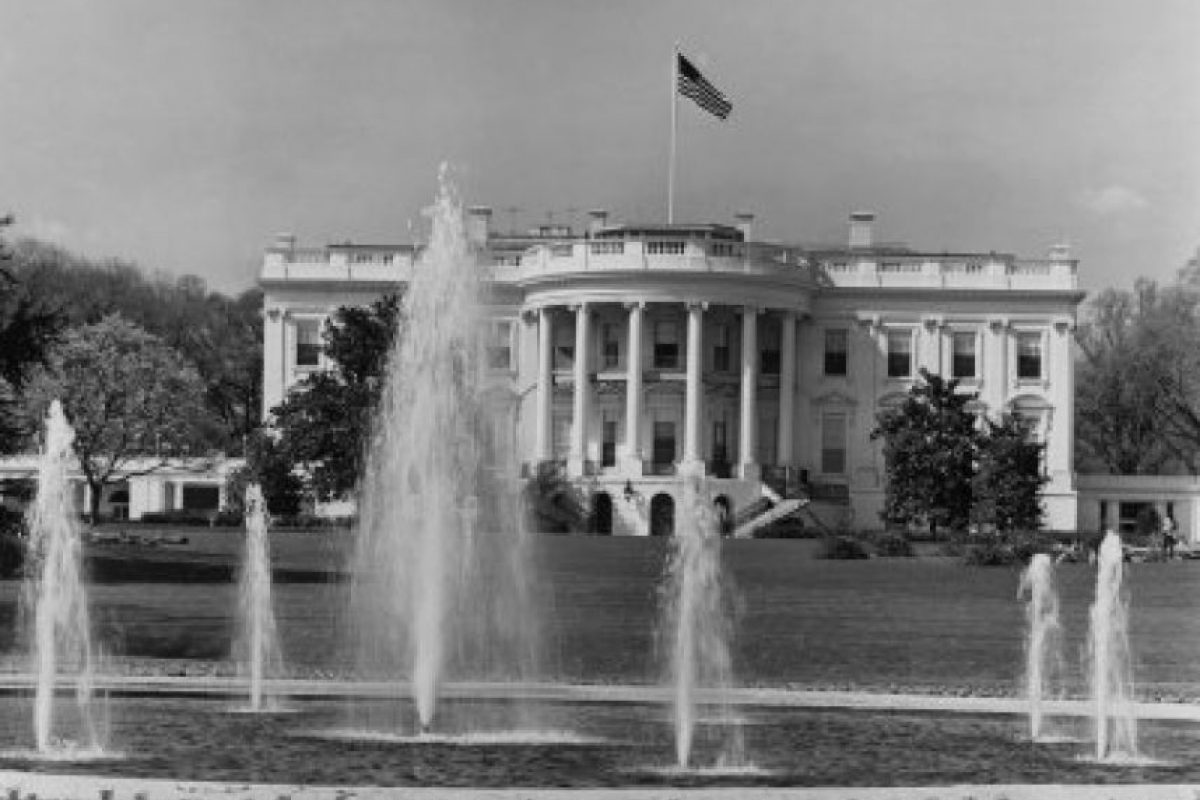 La Casa Blanca Foto: Getty Images