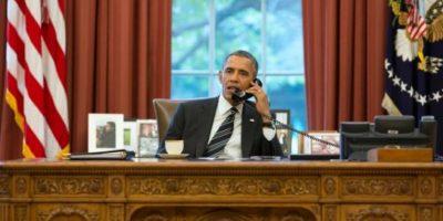 Conocida como la residencia y oficina oficial del presidente de Estados Unidos. Foto:Getty Images