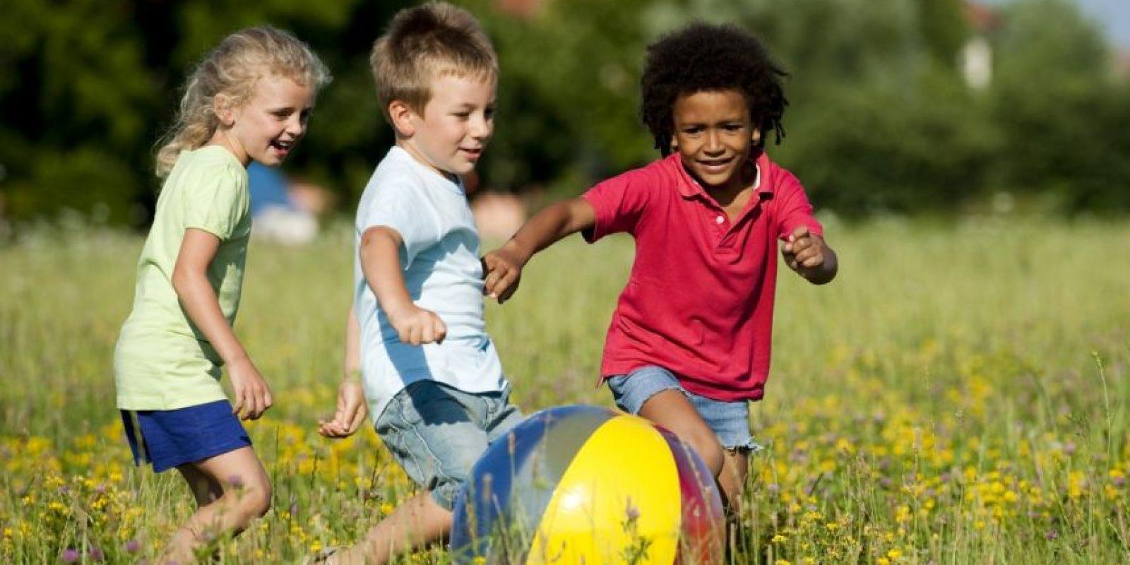 Una visita al parque es una forma sana de diversión que se ajusta a cualquier presupuesto. Foto: Fuente Externa