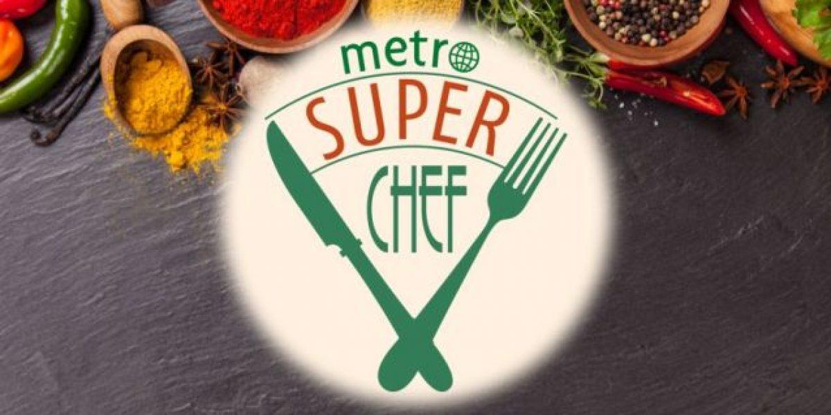 Conoce los platos ganadores de Metro Super Chef