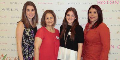 Karla Reid agradece fidelidad de clientes