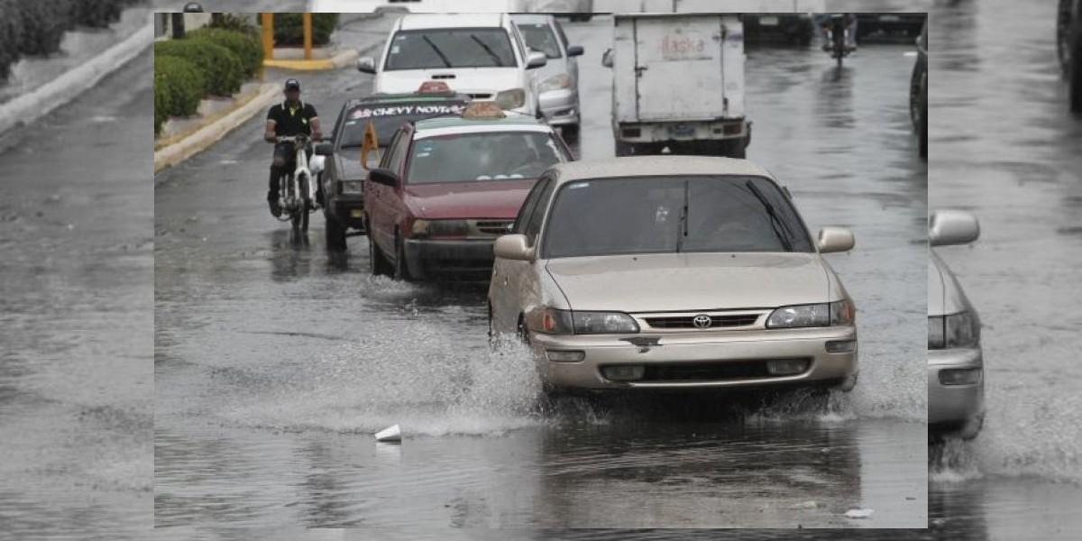 Lluvias dejan 515 desplazados y 103 casas afectadas