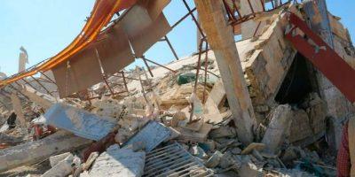 Gobierno Sirio bombardea un Hospital durante la tregua