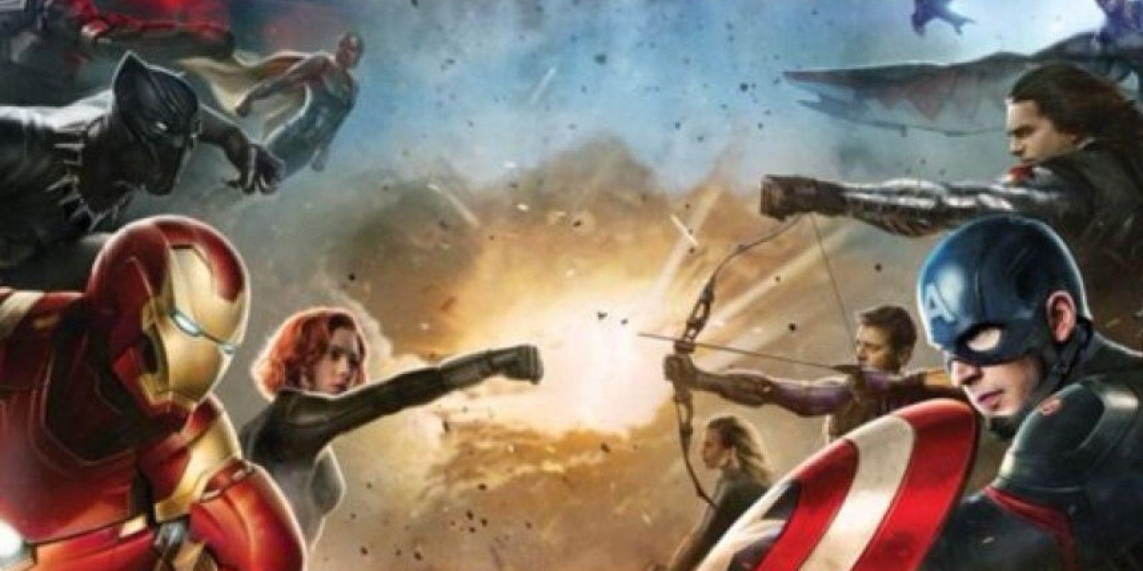 ¿Quién ganará? Foto:Marvel