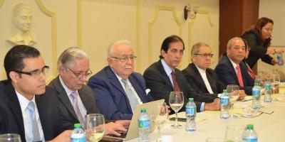 Sectores público y privado se reúnen por el Pacto Eléctrico