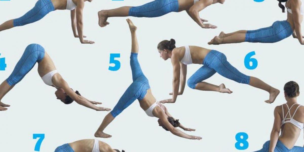 Tu semana Fit & Balance: Ejercicios de flexibilidad y fuerza