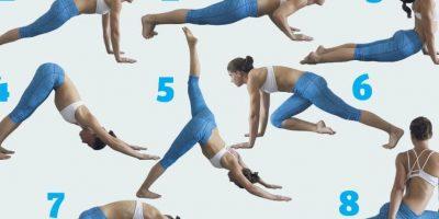Ejercicios de flexibilidad y fuerza