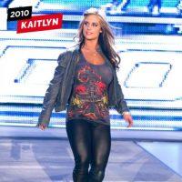 Kaitlyn en 2010 Foto:WWE